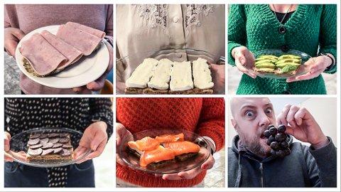 """MATCHENDE NISTESPILL:  Vil du bryte opp hverdagen og sprite opp lunsjen? Sjekk ut """"Kjetil & Maris nistespill"""" på Facebook."""