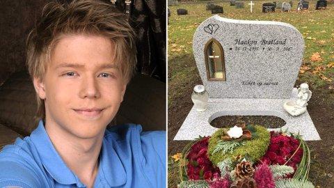 SORG: Håkon ble bare 21 år gammel. Foreldrene forteller at sorgen har vært altoppslukkende og ødeleggende for hele familien.