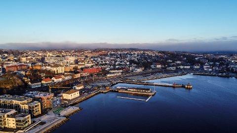 ALT ELLER INGENTING: Konsernsjefen i Bane Nor vil kun bygge dobbeltspor mellom byene på flere strekninger i Norge, for å spare penger. Det er ikke mulig i Vestfold sier prosjektsjefen.