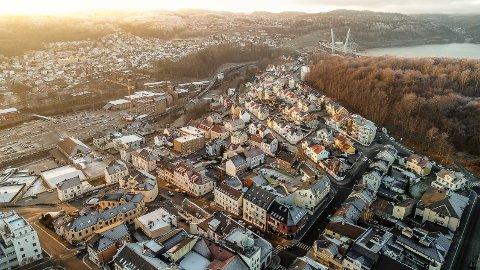 BOMRING: Med omlegging av trafikken i Larvik, en mulig bypakke og satsing på myke trafikkanter, er det ikke usannsynlig at det blir en bomring i Larvik.