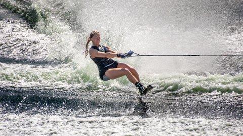 Pernille Amalie Eriksen vant sammenlagt etter seier i både trick og hopp. I slalåm ble det bronse.