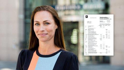 FRYKT: Hele 233.000 nordmenn frykter skattemeldingen. Foto:Danske Bank/Nettavisen