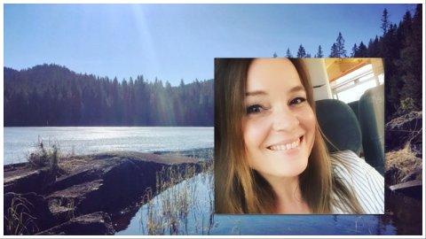 2020-PROSJEKT: – Jeg trengte rett og slett et konkret mål, for da blir jeg så ivrig, sier Aud Kristin Strand Thorstensen.