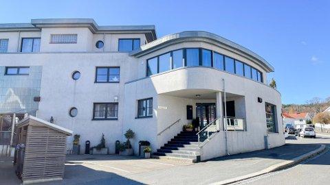 SPEKTAKULÆR: Leiligheten utgjør hele 3. etasje i bygget, og har et bruksareal på over 360 kvadratmeter.