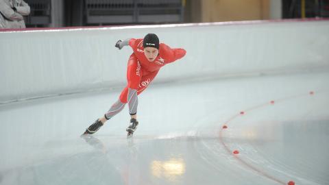 God debut: Ole Bjørnsmoen Næss karakteriserer verdenscupdebuten som det beste han noen gang har gjort.Foto: Marthe stenberg