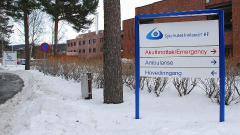 FÅR HA: Sykehuset Innlandet Tynset får beholde akuttkirurgien slik den er i dag, selv om sjukehuset ikke har et pasientgrunnlag på 60.000 innbyggere slik det foreslås at sjukehus med akuttkirurgi skal ha i ny Nasjonal Helse- og sykehusplan som utarbeides!