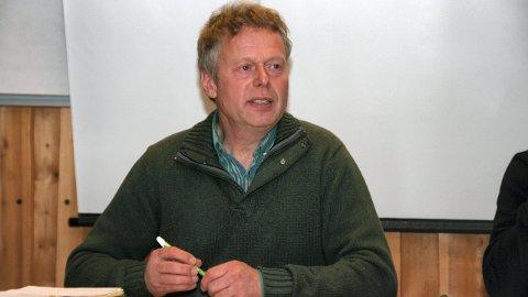 LEDER: Halvor Hansson, leder i Engerdal Bondelag, ber alle som berøres av endringene i eiendomsskatt på landbrukseiendommer i kommunen, om å klage. Her er han avbildet i 2015.
