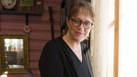 KANDIDAT: Sokneprest i Åmot, Synnøve Sakura Heggem, har sagt ja til å stå på lista til kommunestyrevalget til Åmot Senterparti. (Foto: Kristin Søgård)