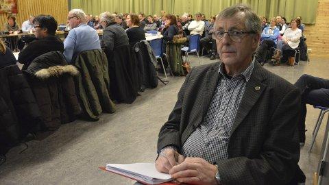 HARMONERER IKKE: Jan Haugan i Kvikne Utvikling mener avviklingen av Enan ikke harmonerer med utbyggingsavtalen for Kraftverkene i Orkla.