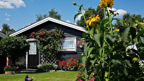 RO: Når sommerferien kommer, er det greit med ro og stillhet på hytta. Derfor bør man følge sommervettreglene om man vil ha et godt forhold med naboen. (Illustrasjonsfoto: Anette Karlsen / NTB scanpix)