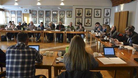UTSATT: Med 13 mot 12 ble avgjørelsen i snøscootersaken utsatt til september i påvente av en rekke utredninger. (Foto: Ola Kolåsæter)