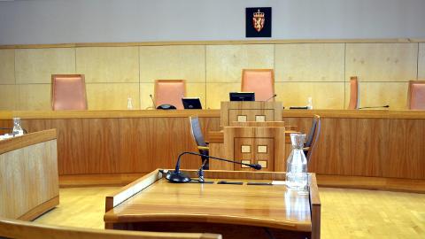 Varetekt: Hedmarken tingrett har varetektsfengslet en polsk statsborger i 30-årene for fire uker etter dødsulykken i Furnes søndag.