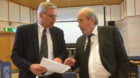 Sakkyndige Michael Setsaas og Jim Aage Nøttestad la onsdag fram sin rapport om Alvdal-naboen som er dømt i Alvdalsaken og nå tiltalt for seksuelle overgrep mot sin yngste sønn.