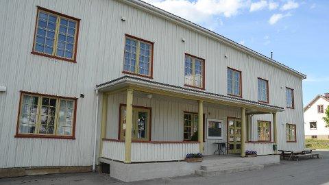 FIKK NYTT LIV: Bøndernes Hus i Løten ble reddet fra riving for ti år siden.