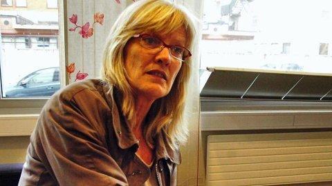 RETTSSIKKERHET: Karin Andersen har utarbeidet et forslag som skal sikre rettsikkerheten til de som nå blir undersøkt av UDI.