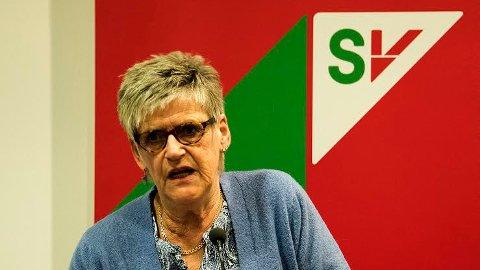 FRA AP TIL SV: Fylkesleder Karin Mathisen i Fagforbundet har meldt seg inn i SV for å sikre Karin Andersens plass på Stortinget.