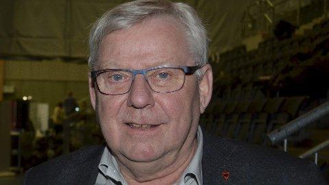 Erik Hanstad (H) ville ha med flere alternativer for en sykehusmodell, men fikk ikke gehør. (Arkivfoto: Bjørn-Frode Løvlund