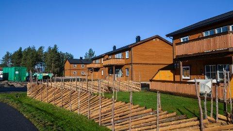 SLØRSOPPTUNET: Prosjektet i Balders veg vil bestå av 32 boenheter når det står ferdig.