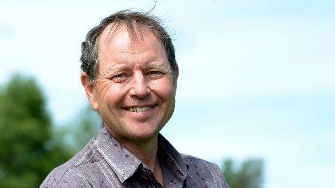 NY JOBB: Thomas Cottis skal undervise i klimakunnskap ved Høgskolen i Innlandet.