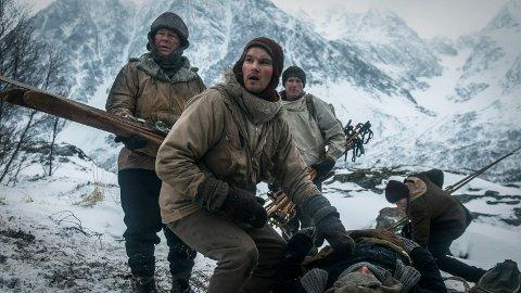 KINOSUKSESS: Krigsfilmen «Den 12. mann», som er regissert av Harald Zwart, ble den desidert mest populære filmen på kino i januar. (Foto: Petter Skafle Henriksen)