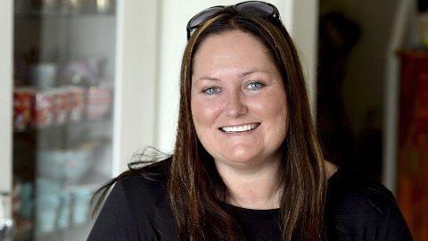 Null HULL: Tonje Gotland Lien (44) fra Elverum har ikke hull i tennene. – Det blir spennende å se hvor lenge det går, smiler hun.