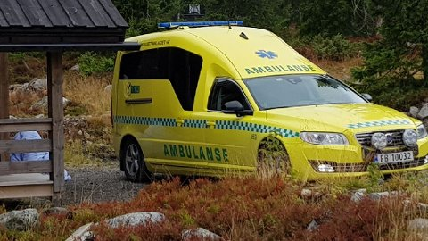 FUNNET OG TATT HÅND OM: 16-åringen som ble meldt savnet på Sjusjøen er funnet i god behold og tatt hånd om av helsevesenet. Foto: Thomas Strandby