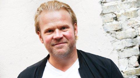 IKKE PERFEKT:  - Det er menneskelig å være lei seg, eller å føle seg dum, sier Anders Baasmo Christiansen