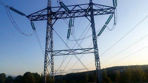 DYRERE STRØM: Vi må forberede oss på høye strømregninger. I forrige uke var spotprisen på strøm i gjennomsnitt drøyt 67 øre per kilowattime. Det er nesten dobbelt så mye som samme uke i fjor.
