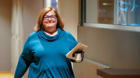 BONUS: Administrerende direktør i IKEA Retail Norge Clare Rodgers kan glede de ansatte  i år. Foto: Heiko Junge (NTB scanpix)