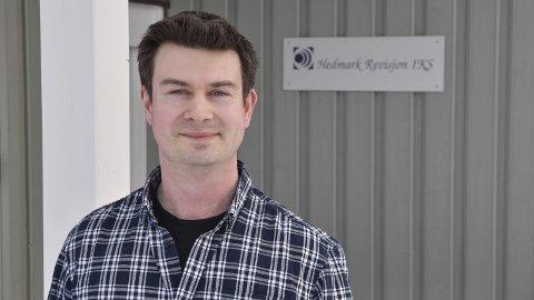KRITISK: Flertallet av de ansatte i Hedmark Revisjon IKS er skeptiske til en fusjon, ifølge Frank Müller, som er tillitsvalgt for Fagforbundet.