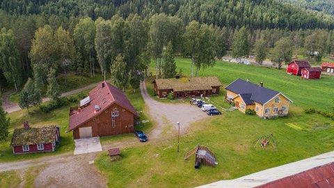 Brøttum Almenning har kjøpt Gammelstu Stai gård, Seljordet gård og Hirkjølen skog.