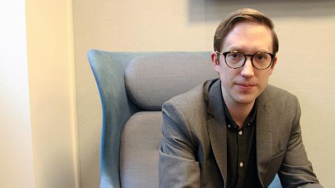 TREKKER SEG: Kristian Tonning Riise har vært Unge Høyre-leder og sitter på stortinget for Høyre. Nå sier han til Nettavisen at han stiller ikke til nominasjon ved neste valg. Foto: Espen Teigen/Nettavisen