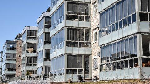 SKATT PÅ EIENDOM: Elverum kommune tar inn rekordmye i eiendomsskatt i år, men det er ingen klagerekord. Illustrasjonsfoto: Nils Henning Vespestad