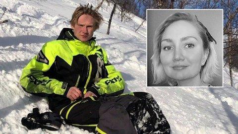 MISTET DE SISTE TIMENE: Olaf Skarbakk Bjørkeng (22) døde. Storesøster Ulrikke Bjørkeng (28) fikk ikke være med han på dødsleiet. Foto: Privat