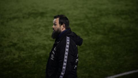TILBAKE: Yngve Sandbuløkken kommer tilbake som keepertrener i Elverum Fotball etter to sesonger som hovedtrener i Nybergsund IL Trysil.