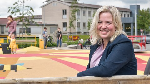 HAR SØKT: Tidligere ordfører Bente Elin Lilleøkseth i Løten har søkt jobben daglig leder på Klevfos og Munch-senteret.