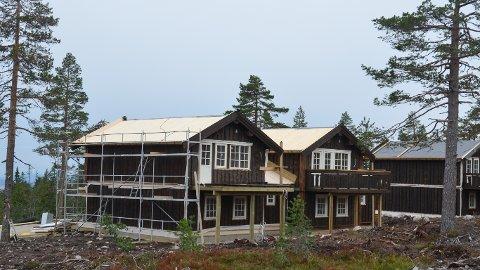 OMSTRIDT: Løiten Almenning ønsker å få godkjent 450-650 nye hyttetomter i Budor-området.