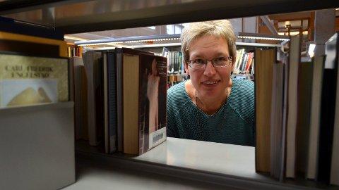 SLUTTET: Monica Skybakmoen har sluttet som biblioteksjef i Elverum kommune.