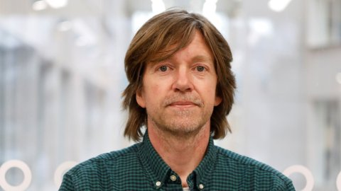 Avdelingsdirektør Øyvind Giæver i Helsedirektoratet.