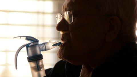 KAN RAMME ALLE: Det er en myte at bare storrøykere får kols. Foto: Getty Images
