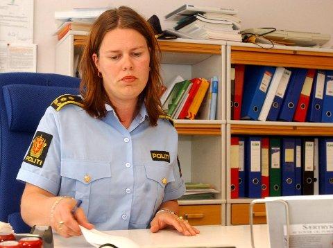 Politiadvokat Lise Dalhaug i Vestfold politidistrikt