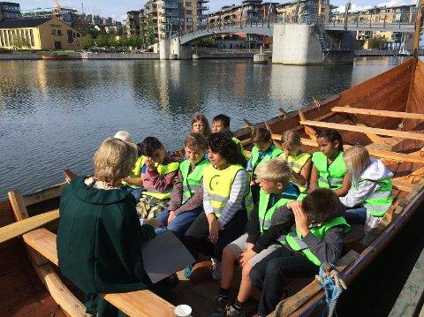 Prinsesse Kristina-foreningen skal delta på den store båtmessen som holdes på Lillestrøm i mars.