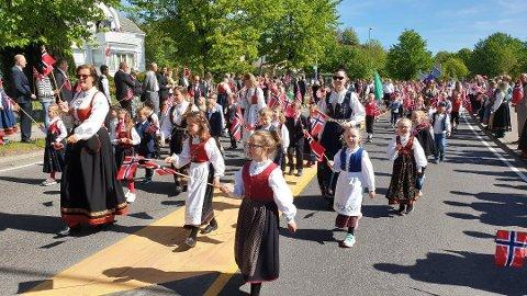 KAN BLI AVLYST: På grunn av den økende smittefaren knyttet til korona-viruset, er både 17. mai-komitéen for Teie og i Færder kommune forberedt på å avlyse arrangementet.