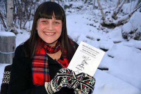 Elin Margrethe Wersland gir ut bok om Skole-Petter Anna. Det blir et frisk møte med samisk humor og kultur.