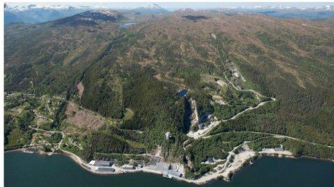 Bergmesteren Raudsand i Nesset kommune vil ha deponi for farlig avfall.