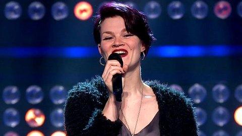 Lene Andersen Vinje fra Bamble klar for The Voice på TV2.