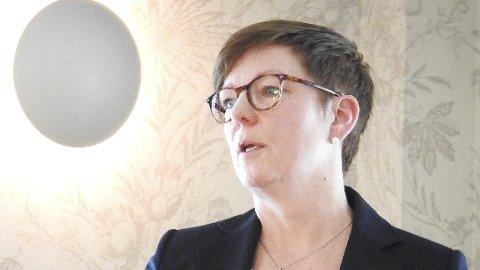 TEAMLEDER: Jorid Heie Sætre er leder i Fylkeskommunens avdeling for plan og samferdsel. De har sendt høringssvar til forslag til detaljregulering for Solbakkmoen i Bergsbygda.