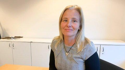 SIER JA: Leder for byutvikling, Ebba Friis Eriksen.