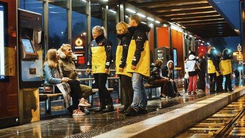 NATTERAVNER: Ordfører Hallgeir Kjeldal i Bamble inviterer lag og foreninger om å bli med og organisere ordningen med Natteravner i Langesund og Bamble i sommer.