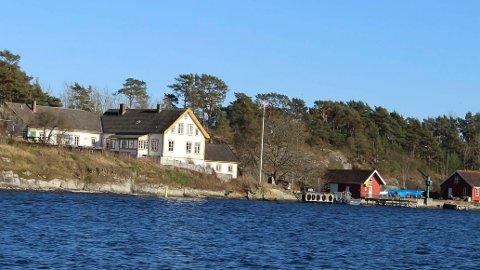 LANGØYA: Kommunen ønsker en kiosk for familier på Langøya.